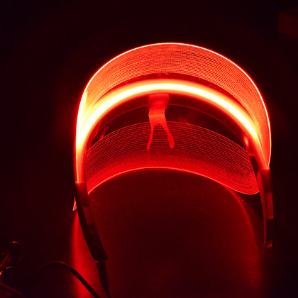 LED Red Mask-2