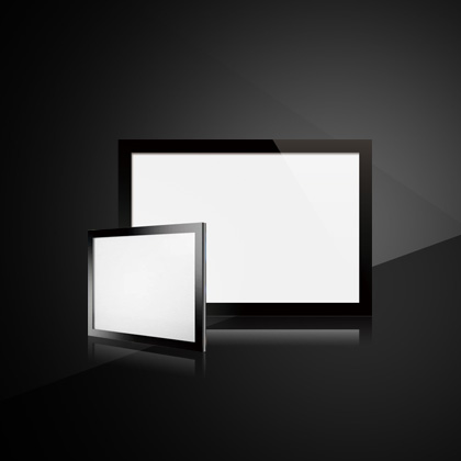 CF8 Wireless Menu Light Box